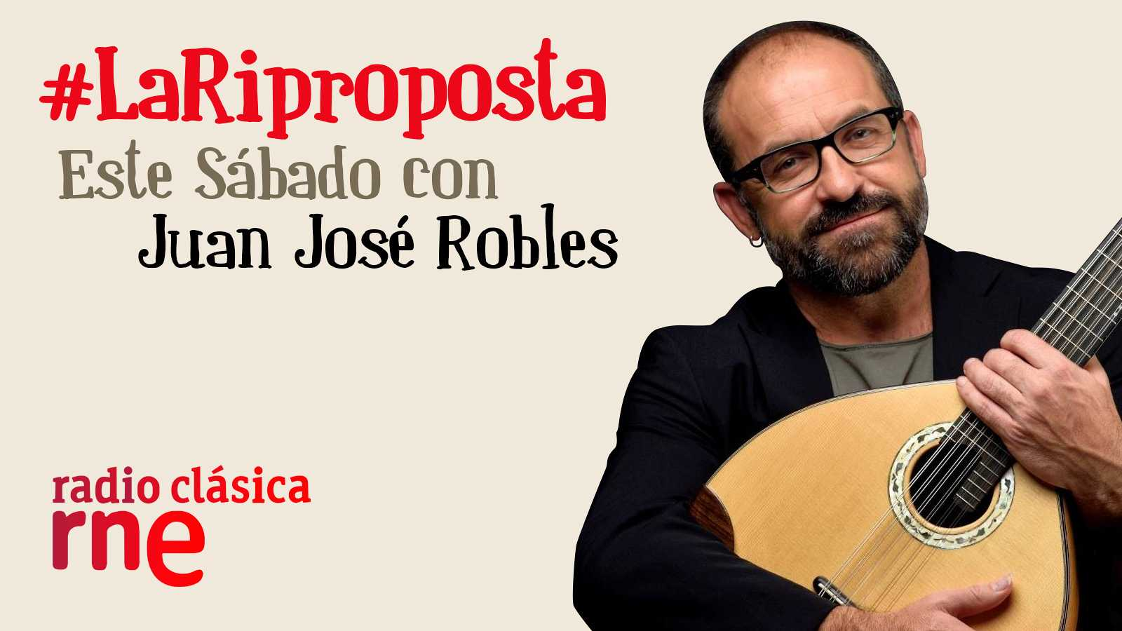 Juan Jose Robles en La riproposta
