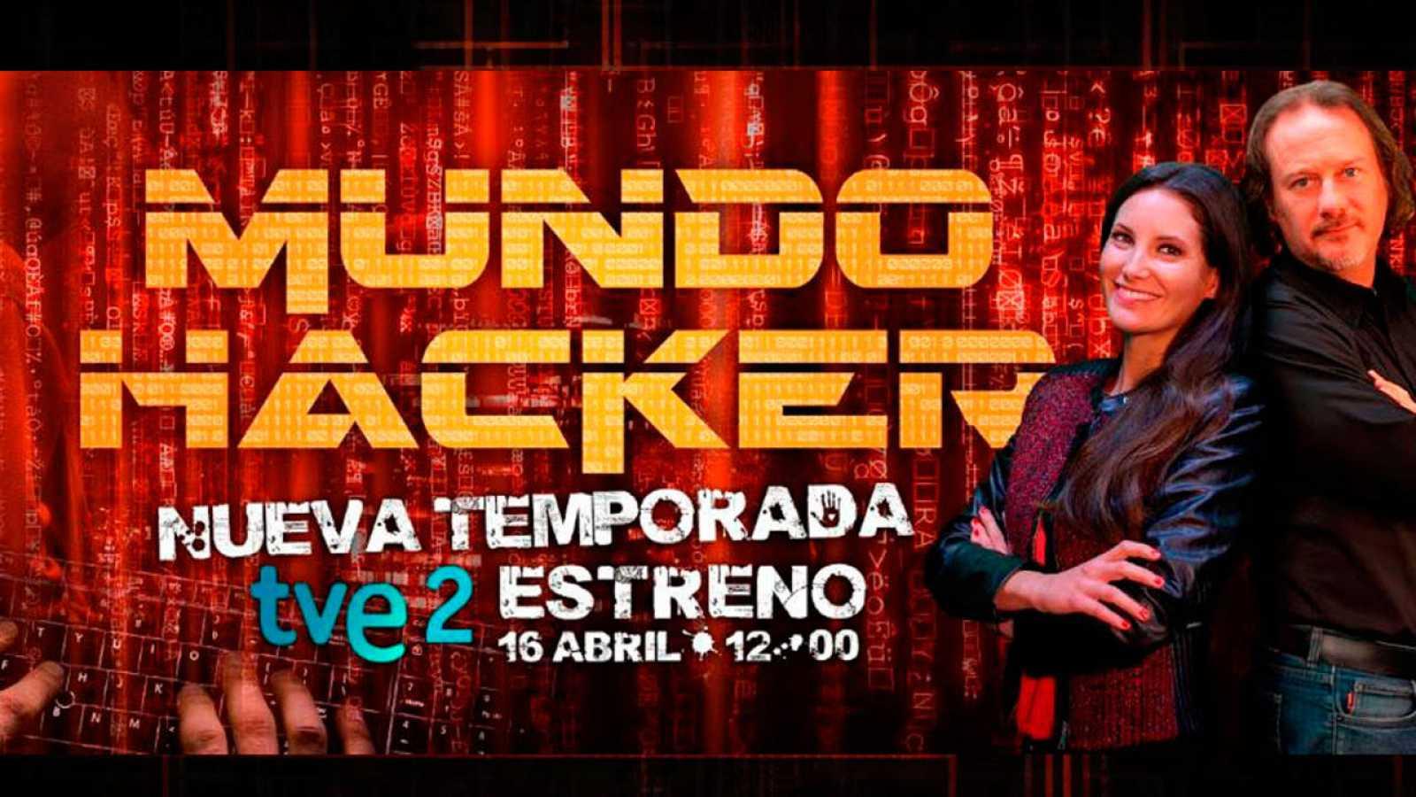 Mundo Hacker, estreno sábado 16 abril en La 2