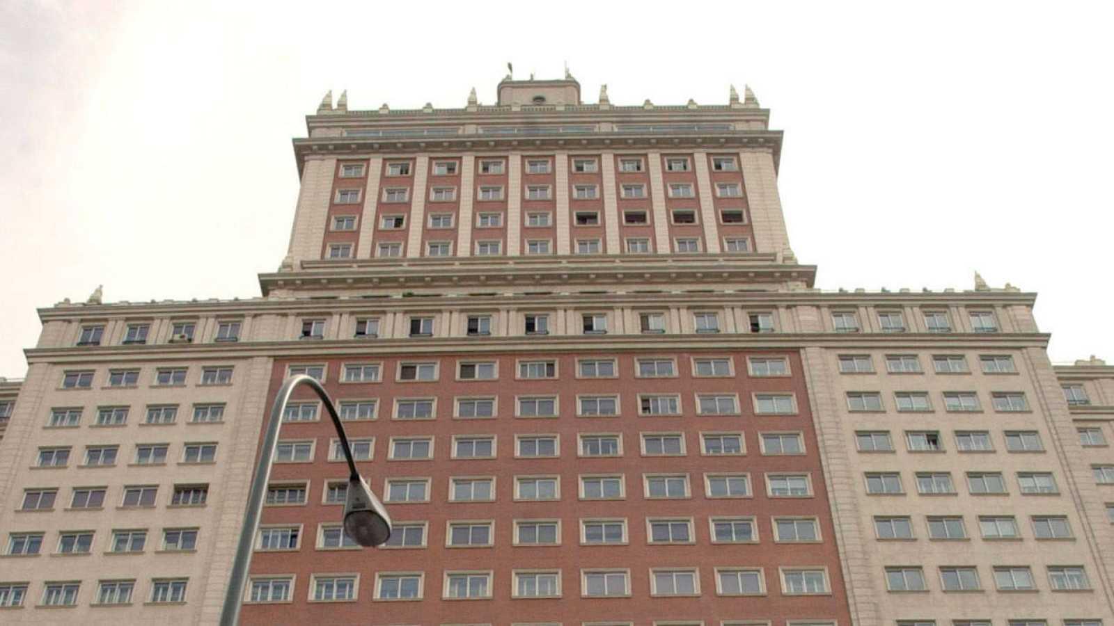 Imagen de archivo del Edificio España