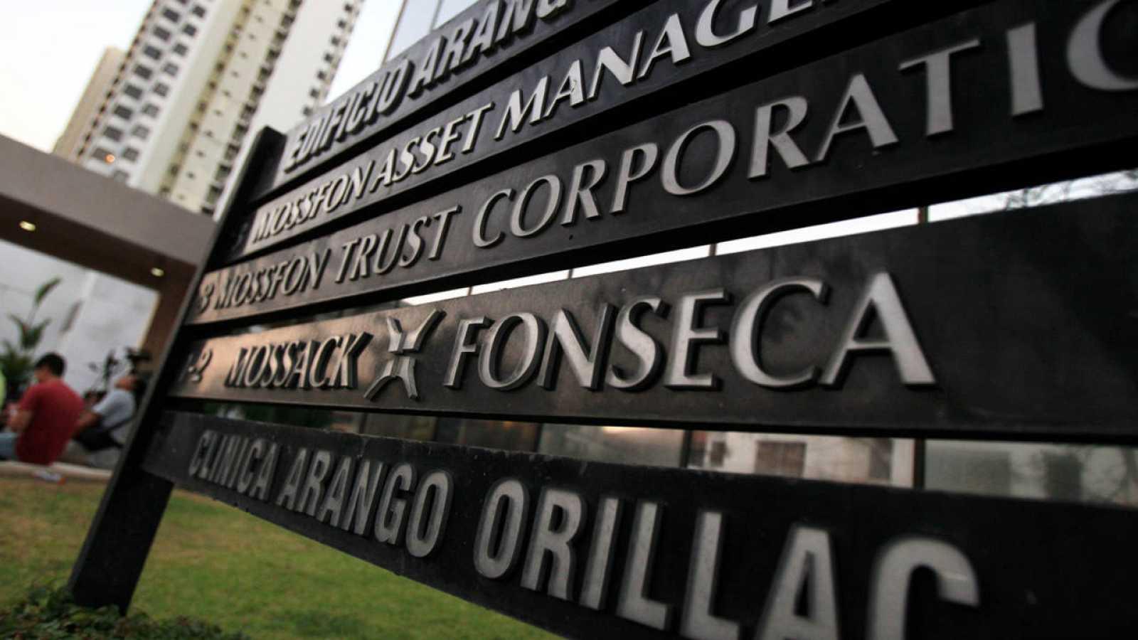 Vista general de la sede de la firma Mossack Fonseca en Ciudad de Panamá