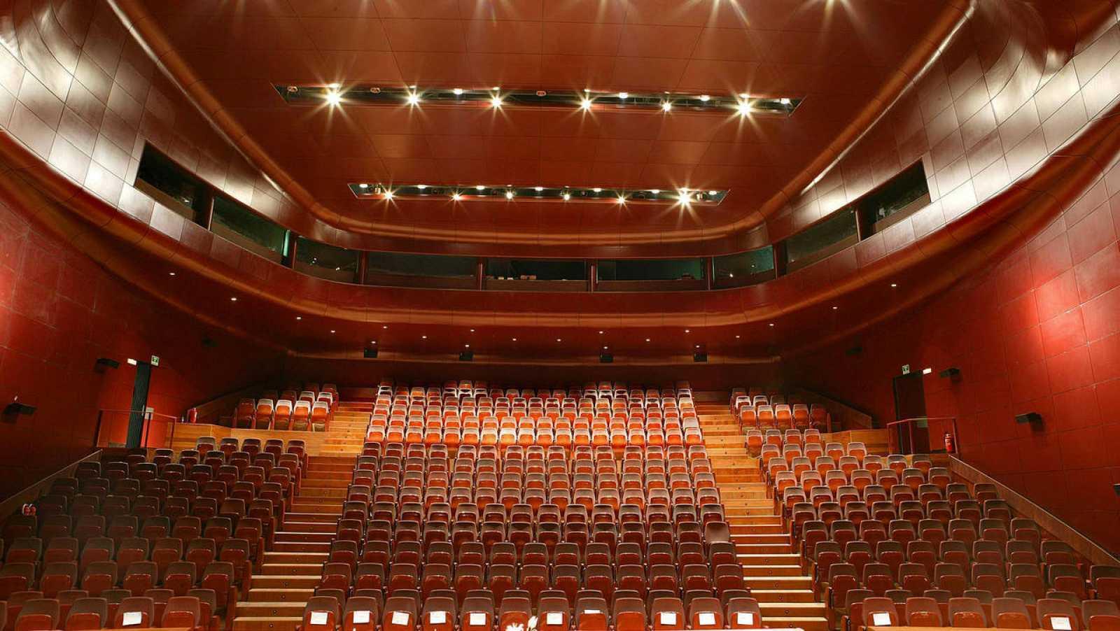 Auditorio Reina Sofía