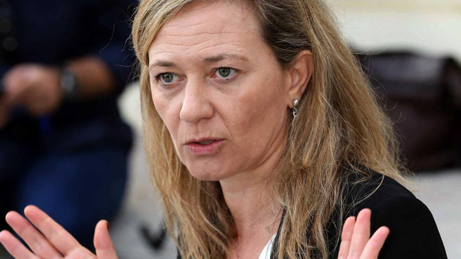 La exdiputada de Podemos, Victoria Rosell