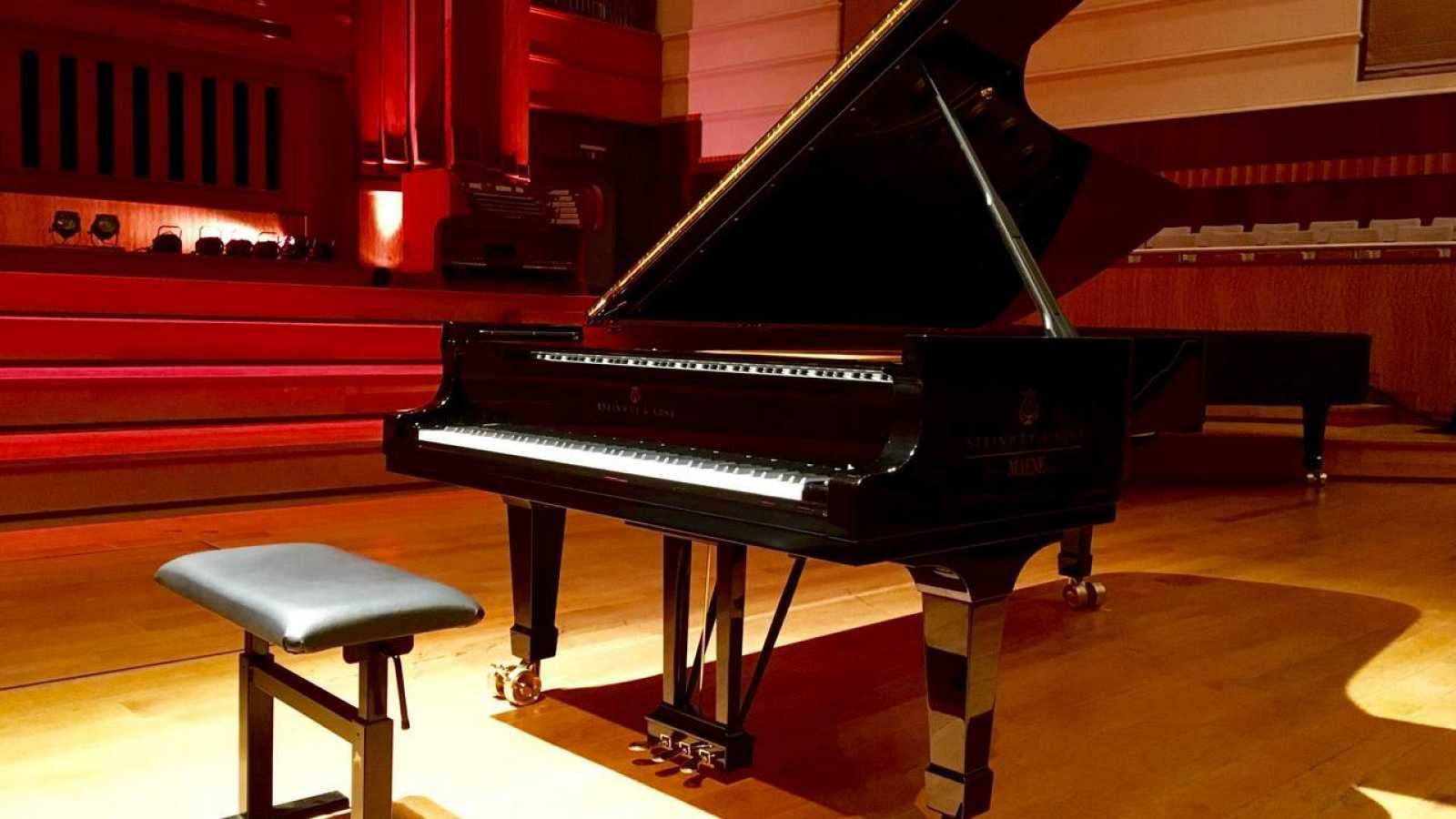 Los pianistas de la Reina Elisabeth