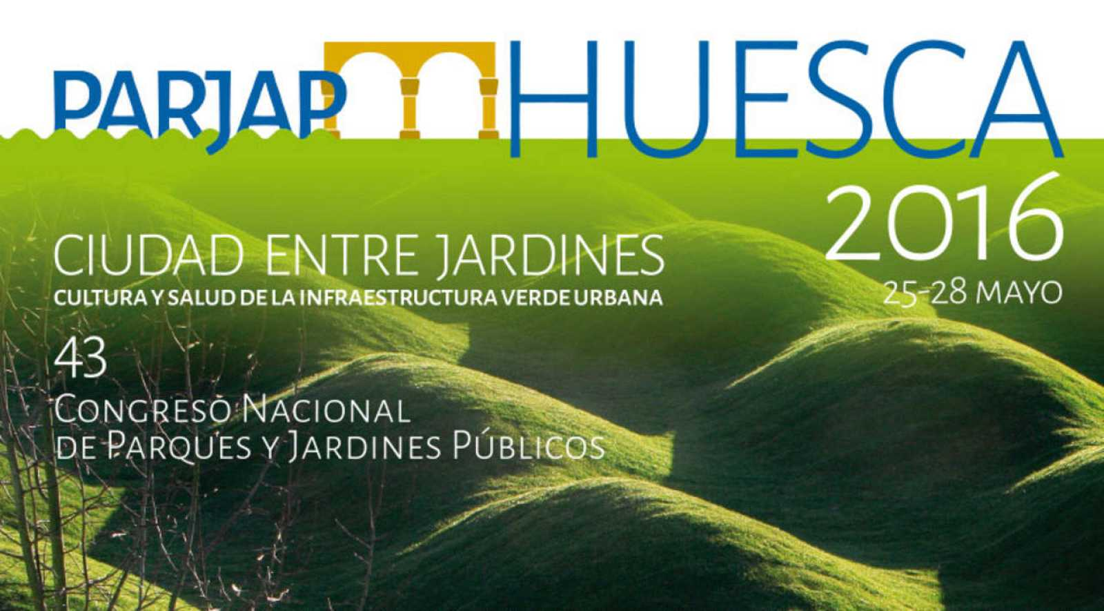 43º Congreso Nacional de Parques y Jardines Públicos, PARJAP