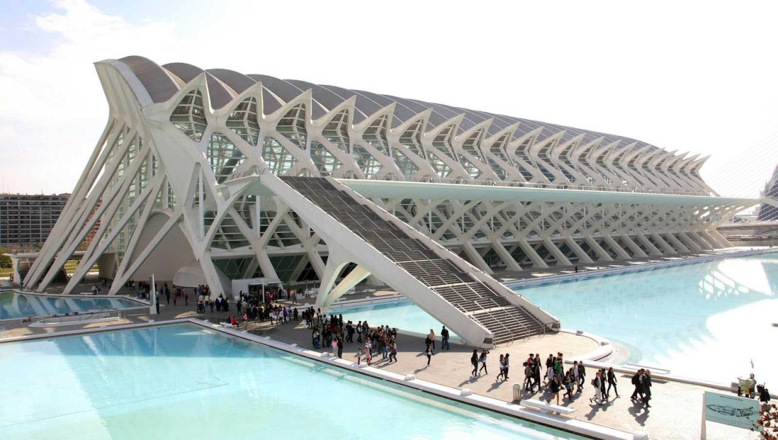 Museo de la Ciutat de les Arts i les Ciències de Valencia