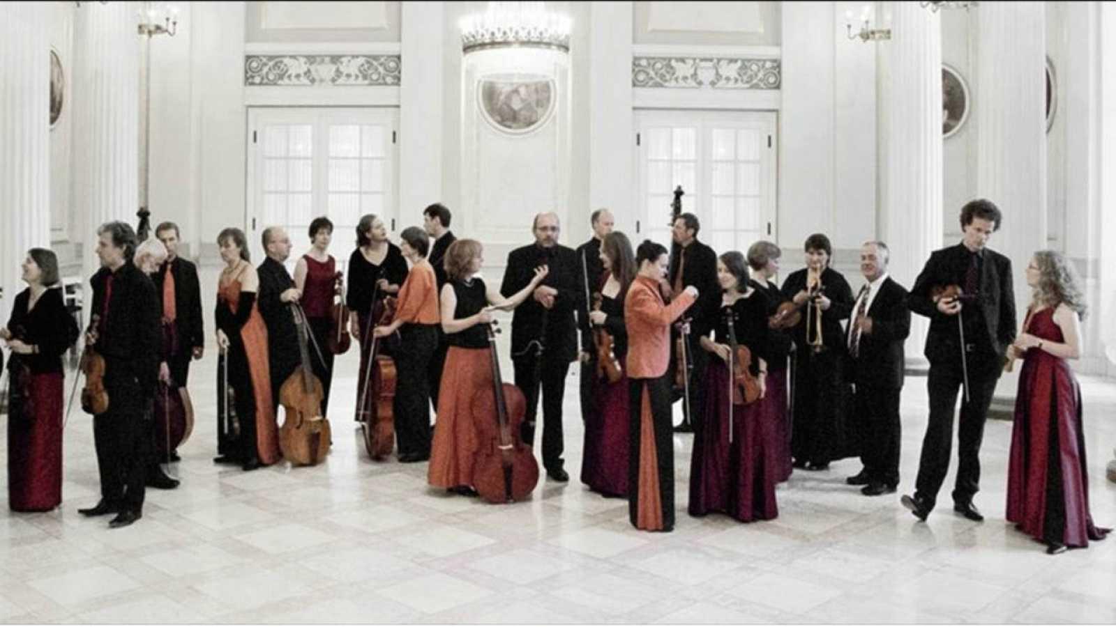 Academia de música antigua de Berlín