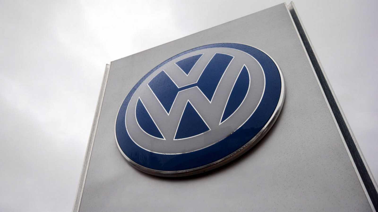 Logo de Volkswagen