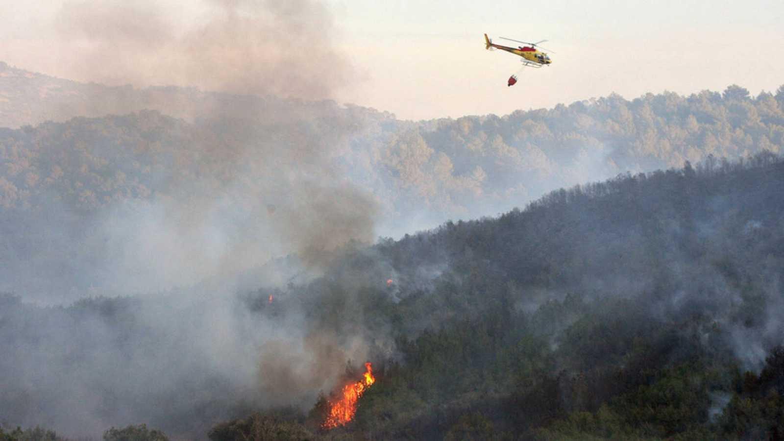 En 2015 se produjeron casi 12.000 incendios en España, que quemaron más de 100.000 hectáreas.