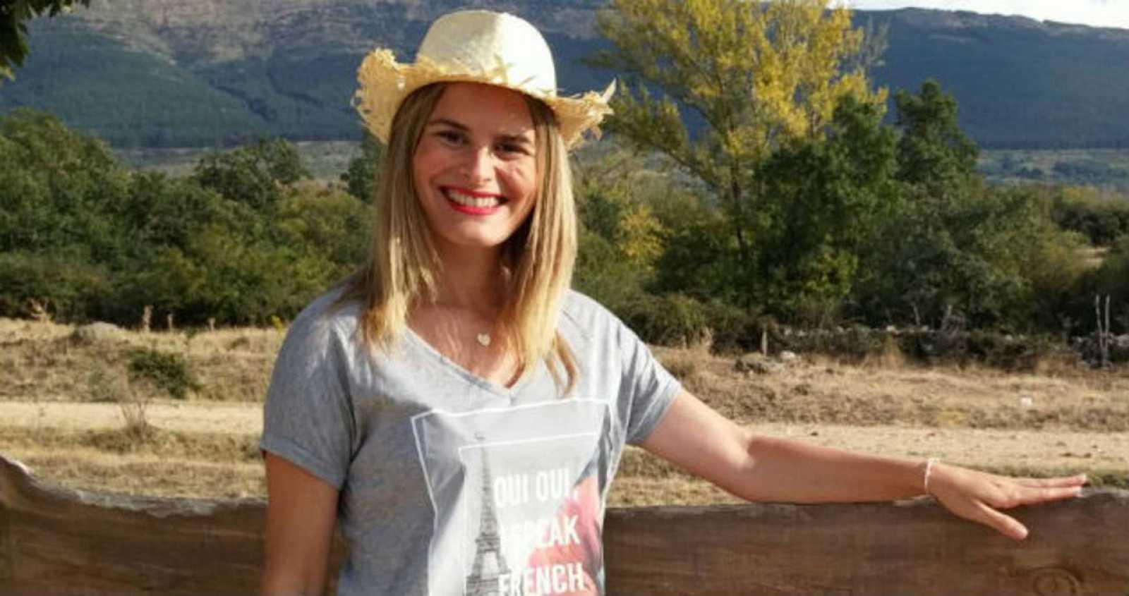 Cristina Tovar es reportera del programa