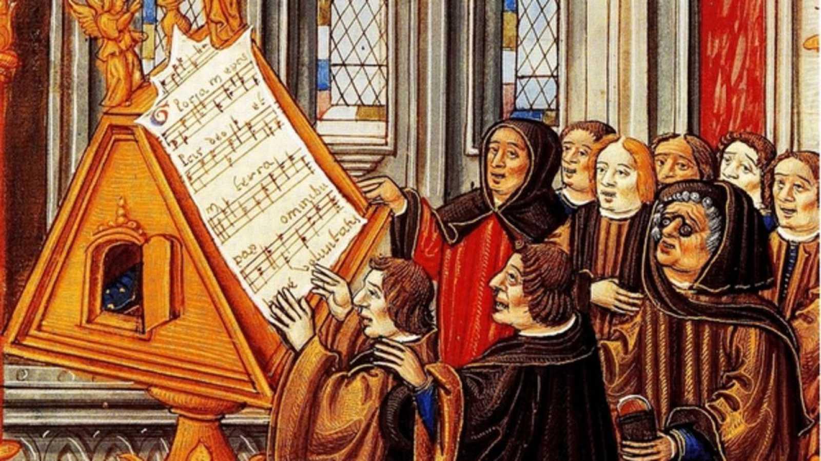 La voz en la Edad Media