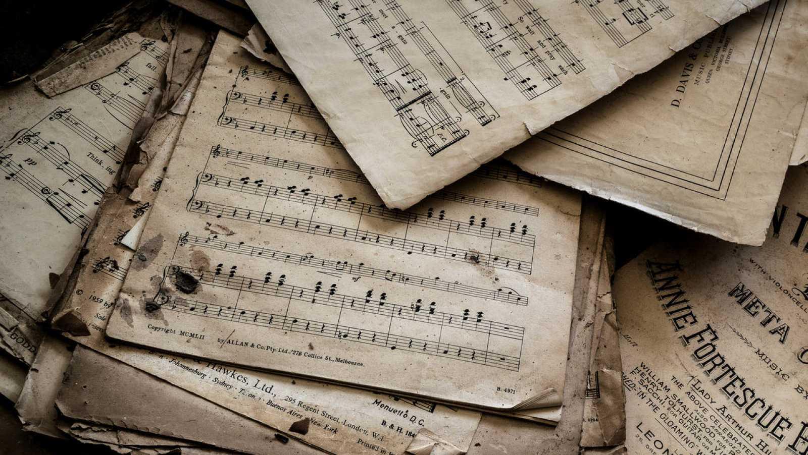 Las músicas de Sinfonía de la mañana