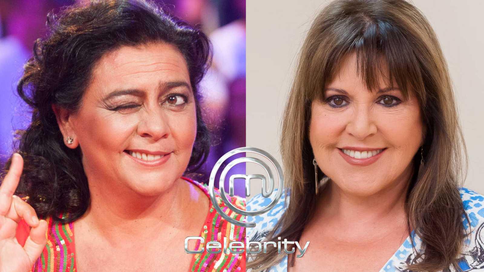 María del Monte y Loles León se suman a la lista de famosos de MasterChef Celebrity