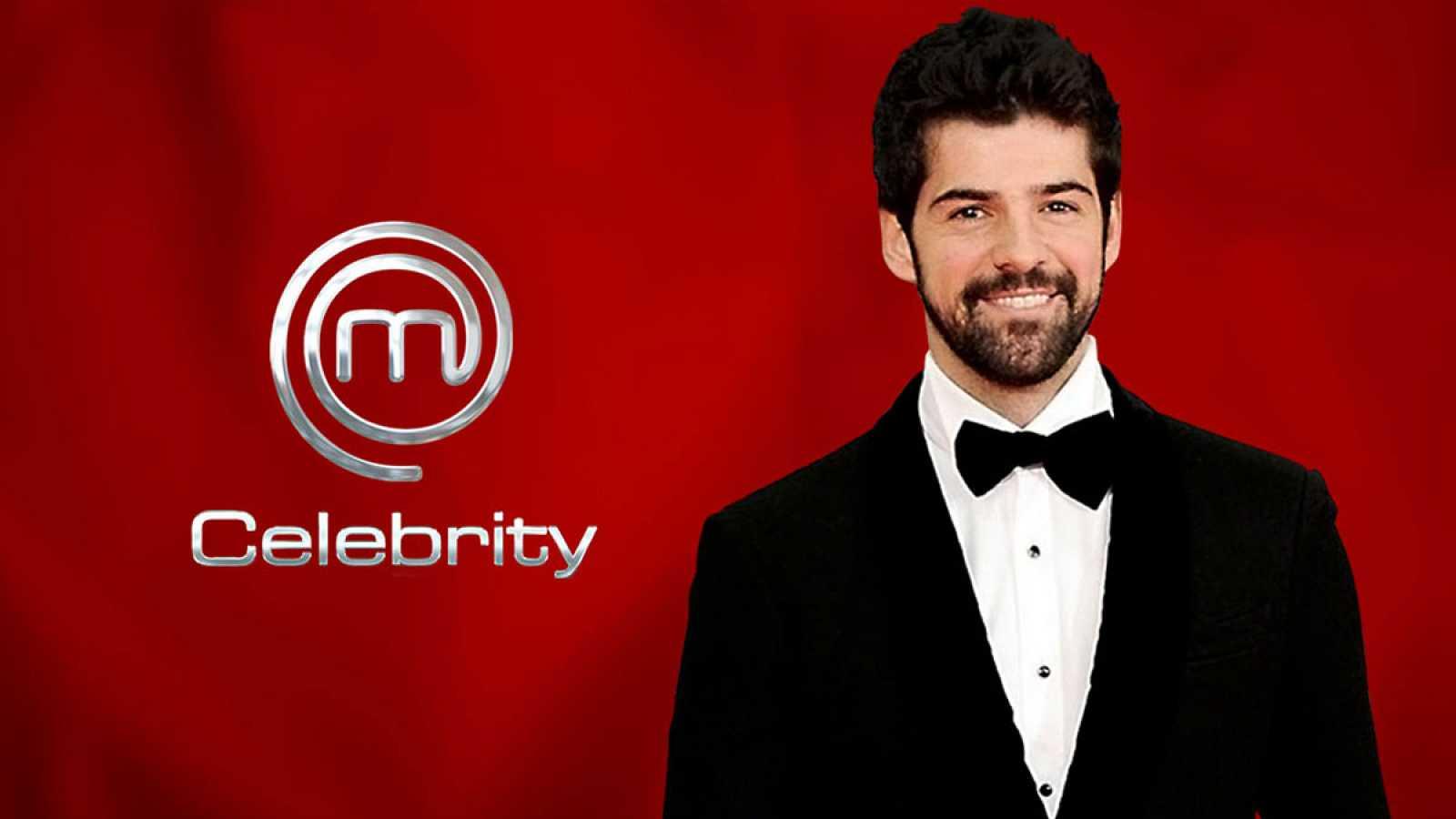 Miguel Ángel Muñoz, último concursante de Masterchef Celebrity