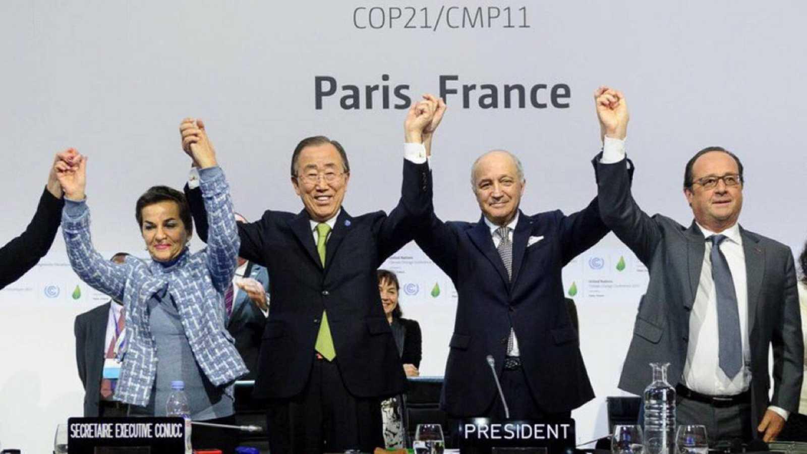 La Convención de la ONU sobre el Cambio Climático | RTVE.es