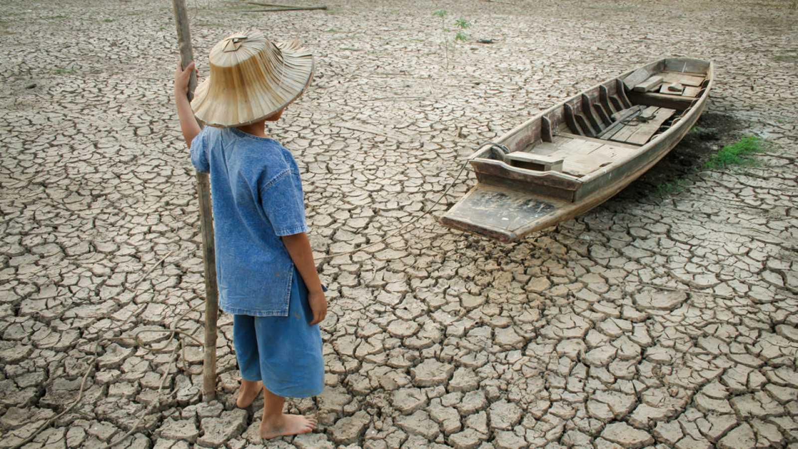 El calentamiento global es uno de los principales retos al que se enfrenta la humanidad.