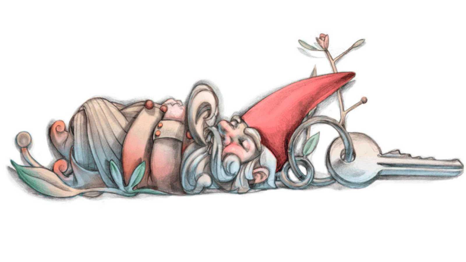 Ilustración de 'Duendes caseros'