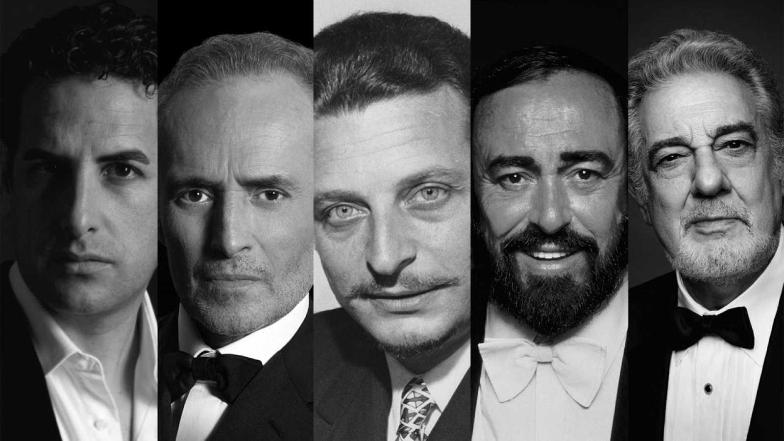 Los tenores de Radio Clásica