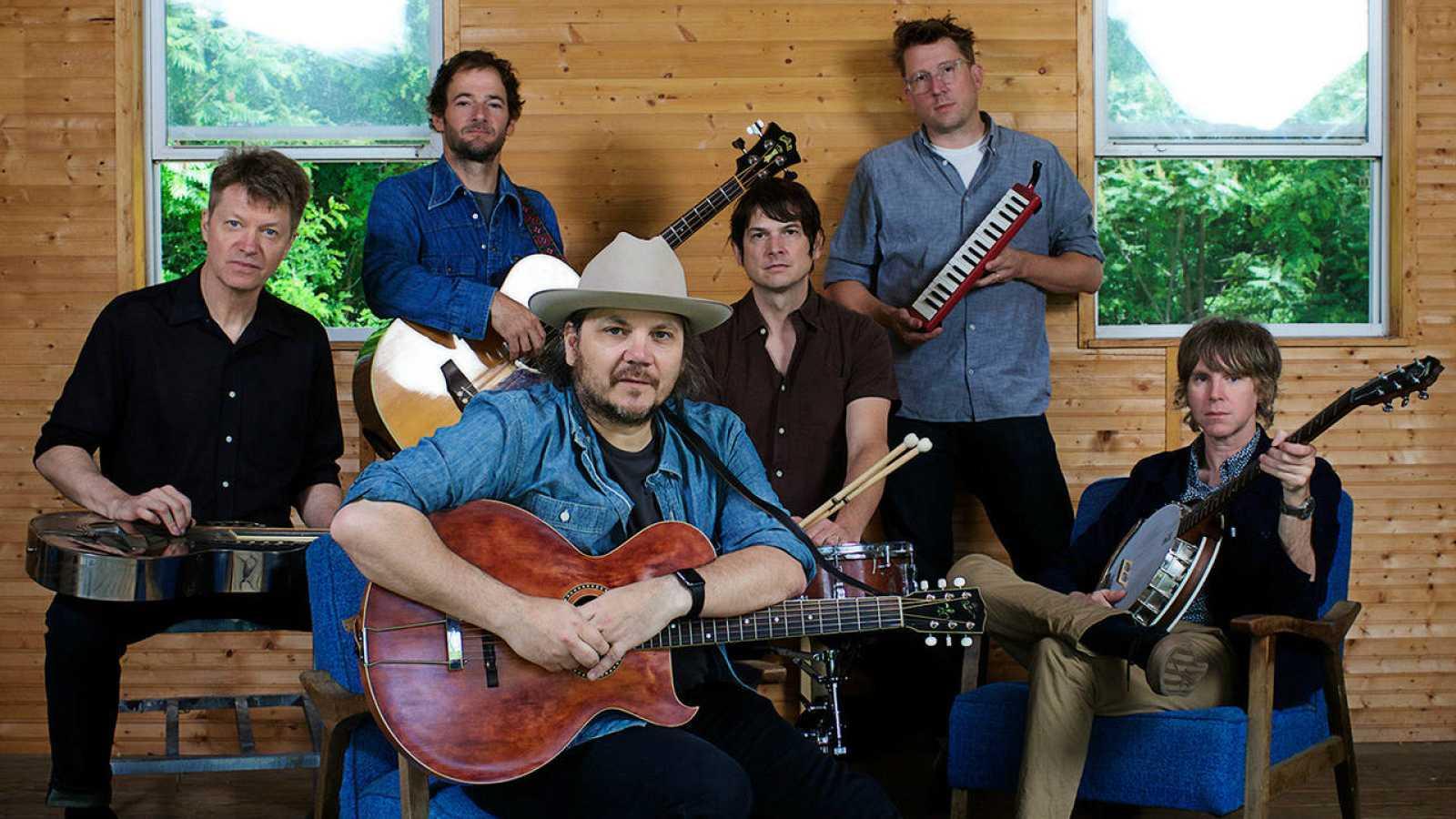 Wilco son uno de los platos fuertes del Vida que podrás escuchar en Radio3