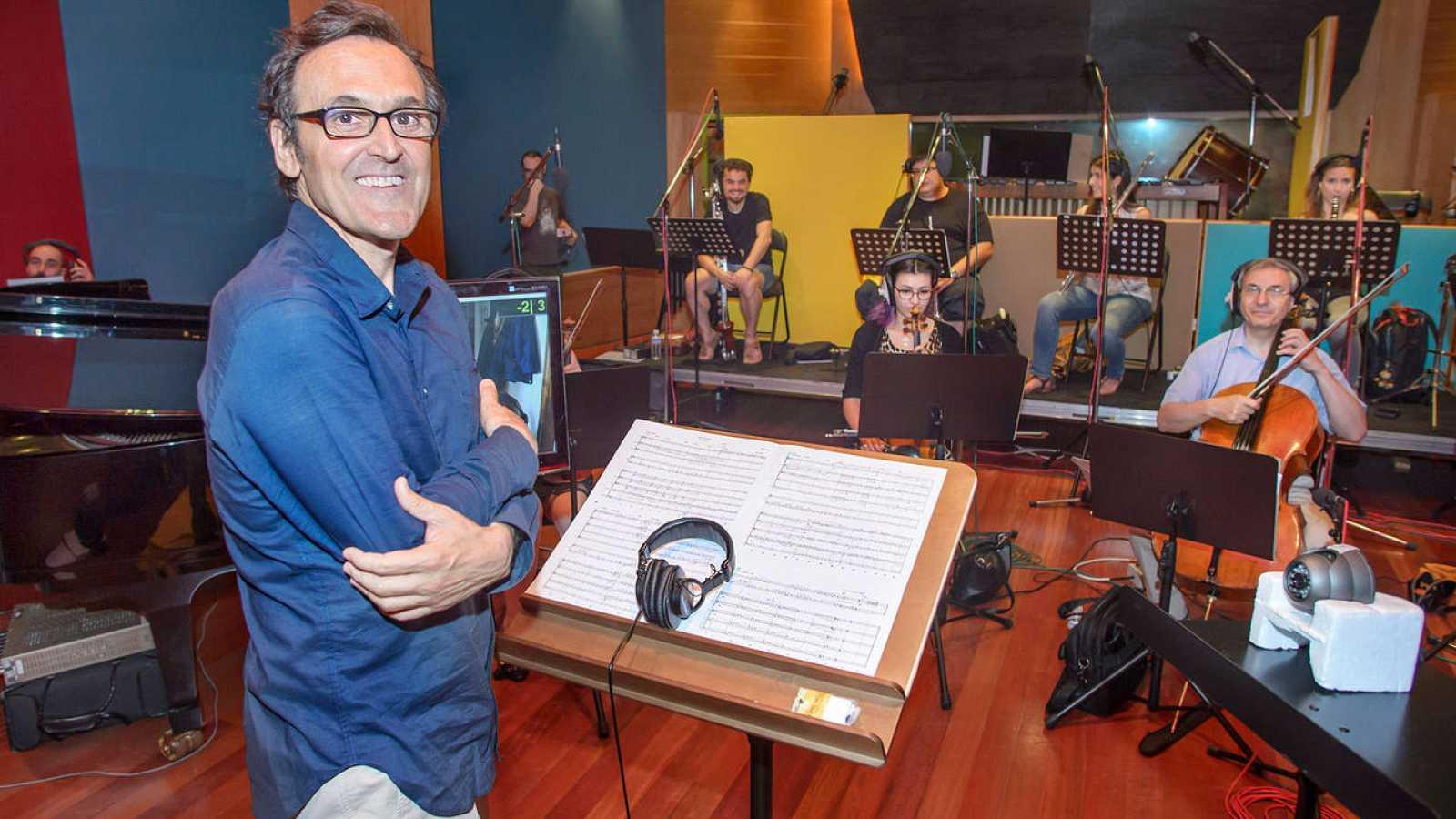 El compositor Alberto Iglesias se une a la película 'Spain in a day