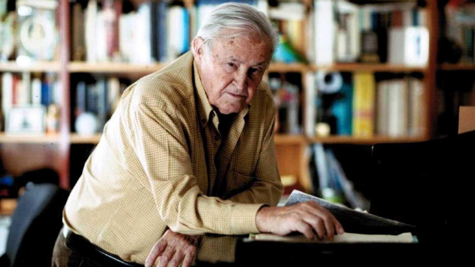 El maestro José Peris
