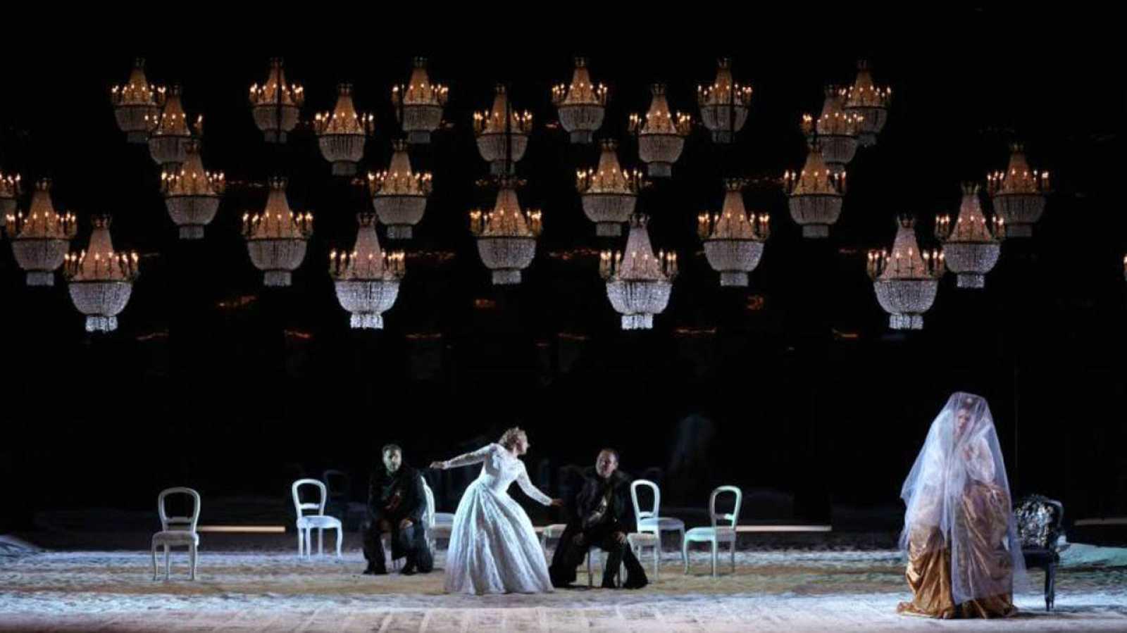 'I Puritani' en el Teatro Real