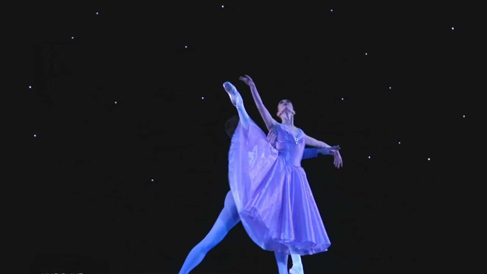'In the Night' y la Compañía Nacional de Danza