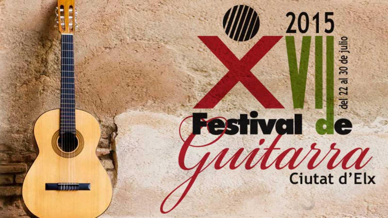 XVII edición del Festival de Guitarra Ciutat d'Elx