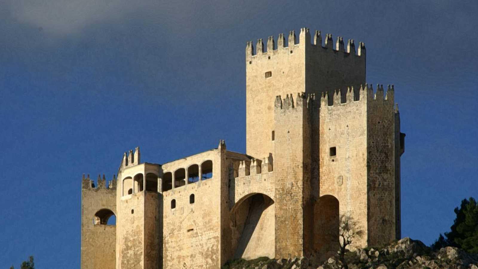 Castillo de Vélez Blanco en Almería