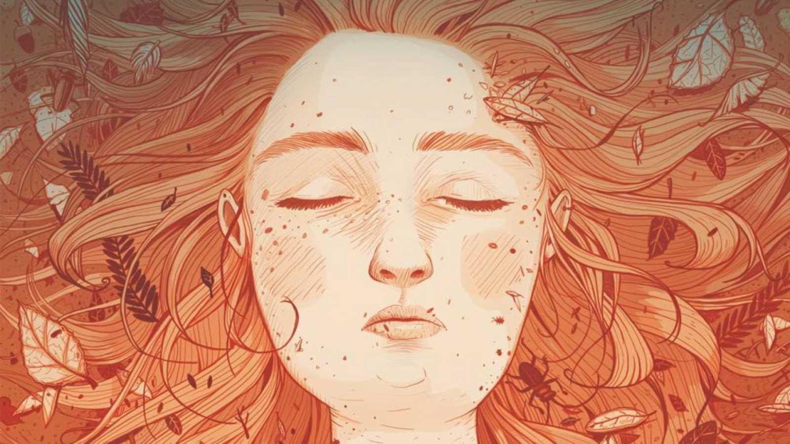 Fragmento de la portada de 'De Muerte'