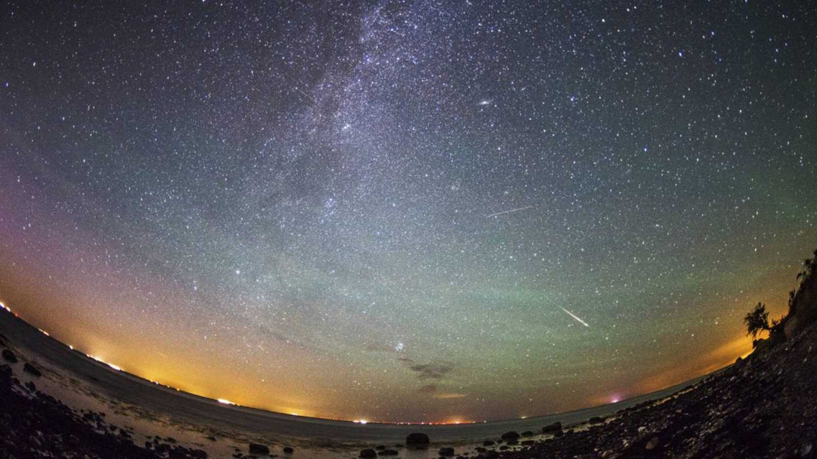 El próximo 11 y 12 de agosto se podrá observar la lluvia de estrellas de las Perseidas, más intensa este 2016 que otras ocasiones