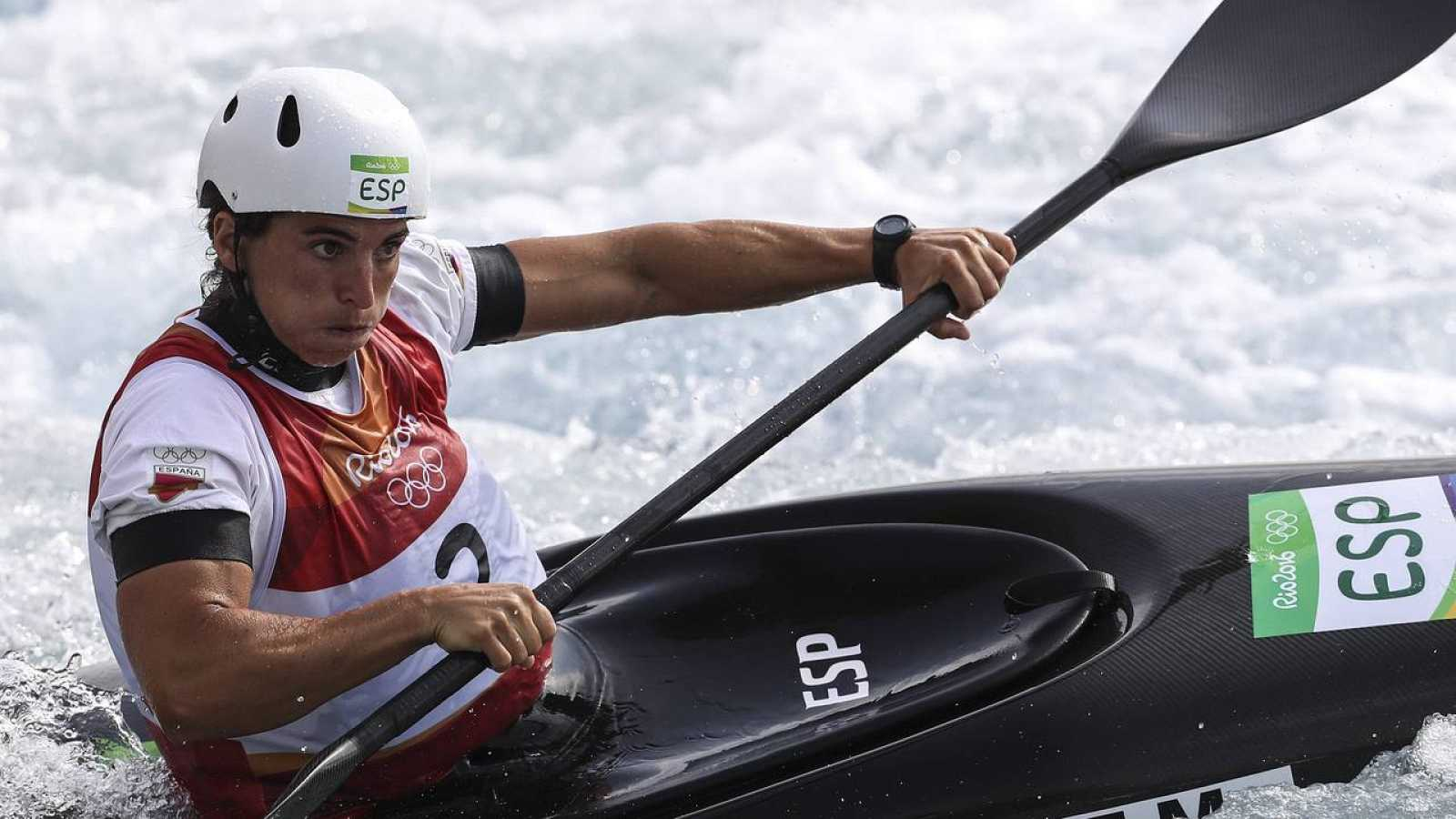 Maialen Chourraut, en las aguas bravas de Río 2016