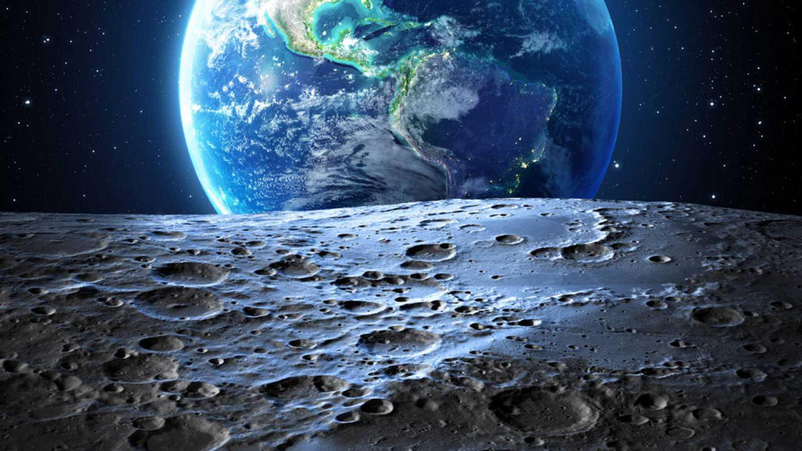 Estudian la posibilidad de instalar una estación de radar habitada en la Luna