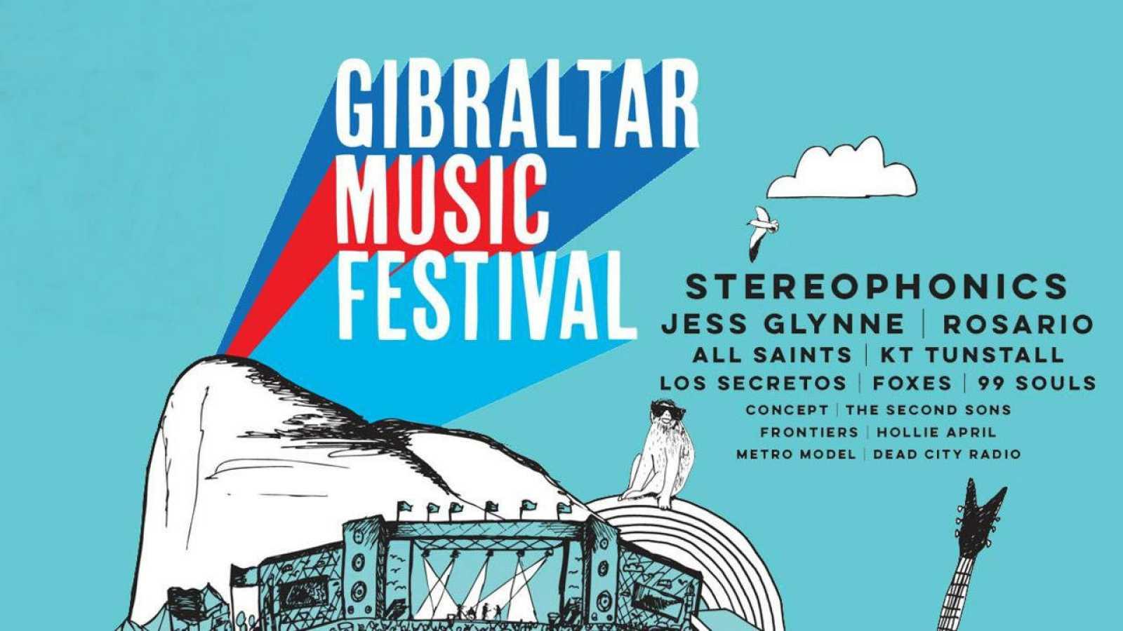 El verano de festivales se alarga durante el primer fin de semana de septiembre en el Gibraltar Music Festival