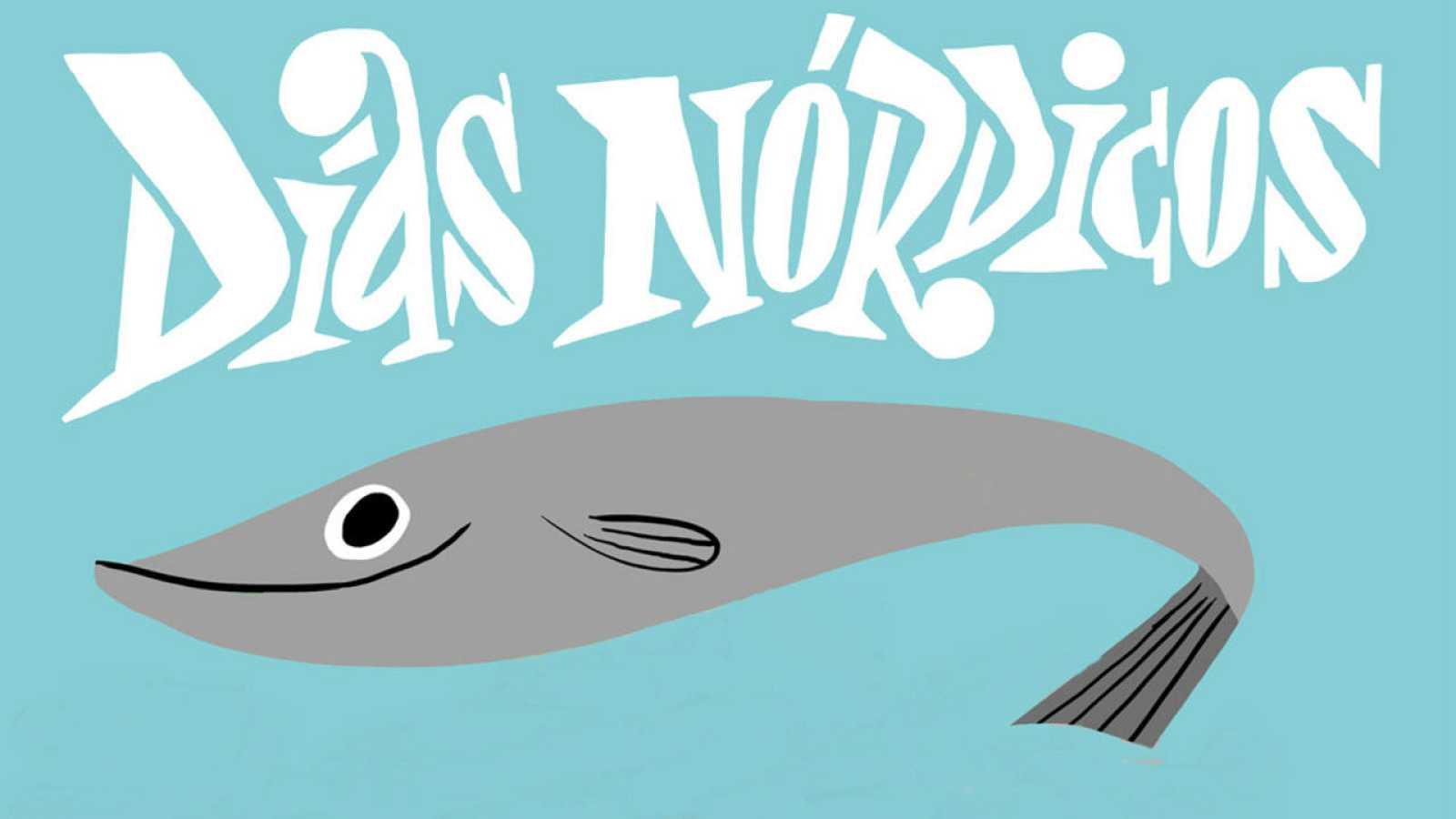 Este año la imágen del festival la firma el ilustrador noruego Bendik Kaltenborn.