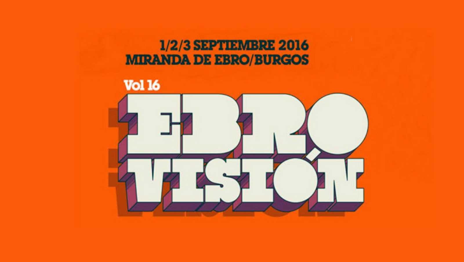 Ebrovisivos, tenéis una cita del 1 al 3 de septiembre