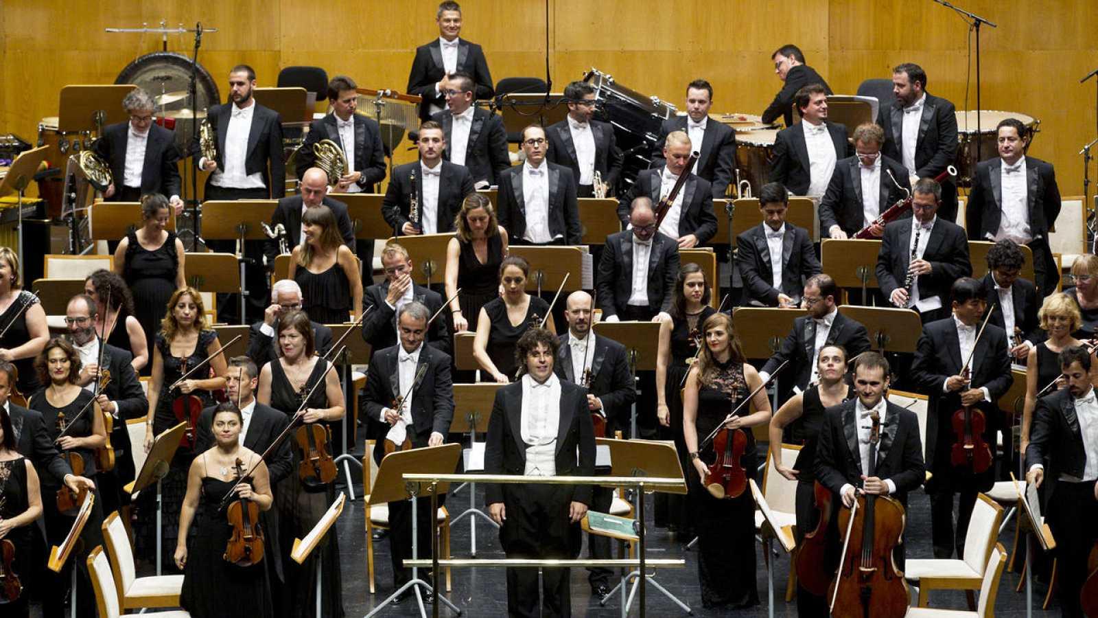 La Orquesta Sinfónica RTVE con Cristóbal Soler