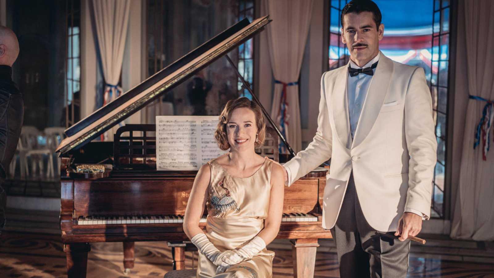 Marta Etura y Eduardo Noriega protagonizan 'La sonata del silencio'