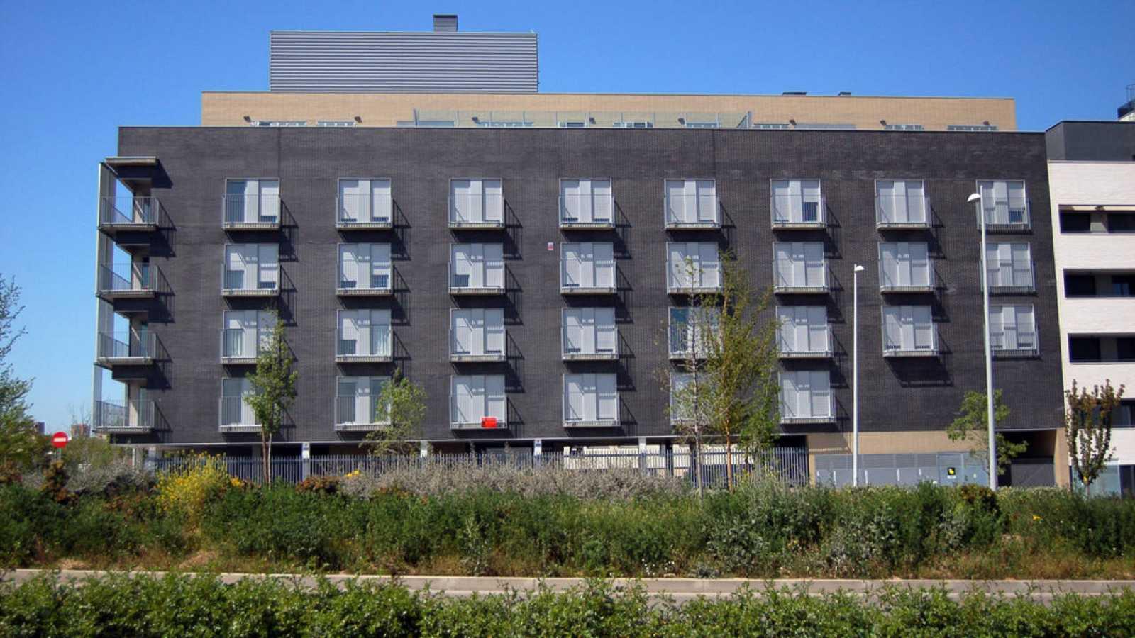Viviendas de nueva construcción en Valdebebas, Madrid