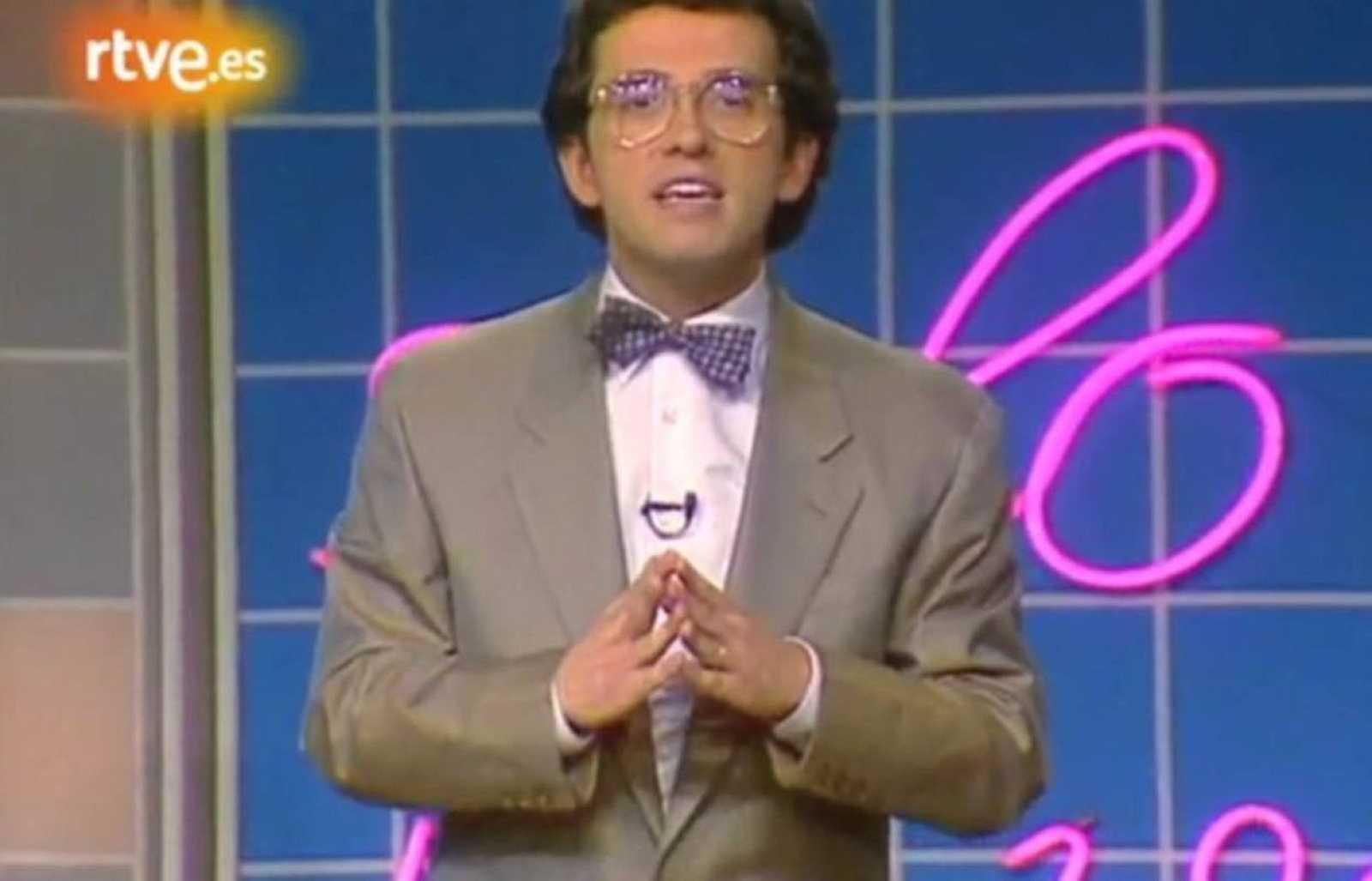 Jordi Hurtado presentó 'Si lo sé no vengo' entre 1985 y 1988