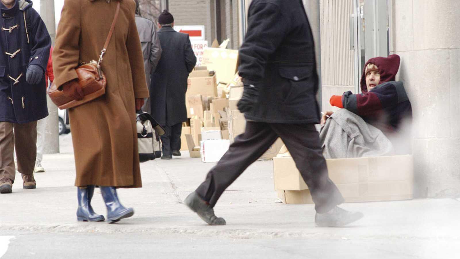 Las personas en riesgo de pobreza y exclusión en España son más del 28 por ciento