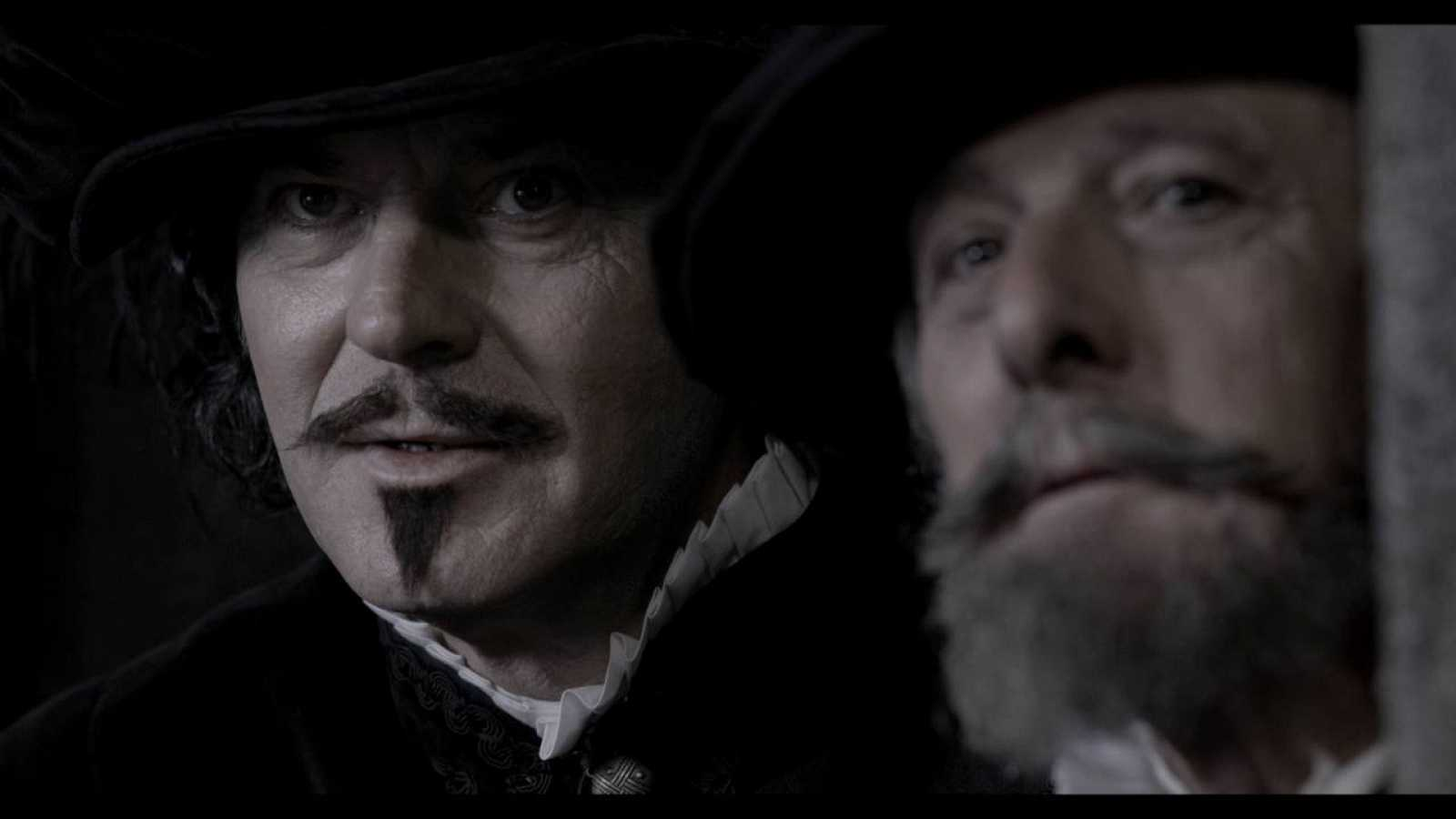 Emilio Gutiérrez Caba y José Coronado protagonizan 'Cervantes contra Lope'
