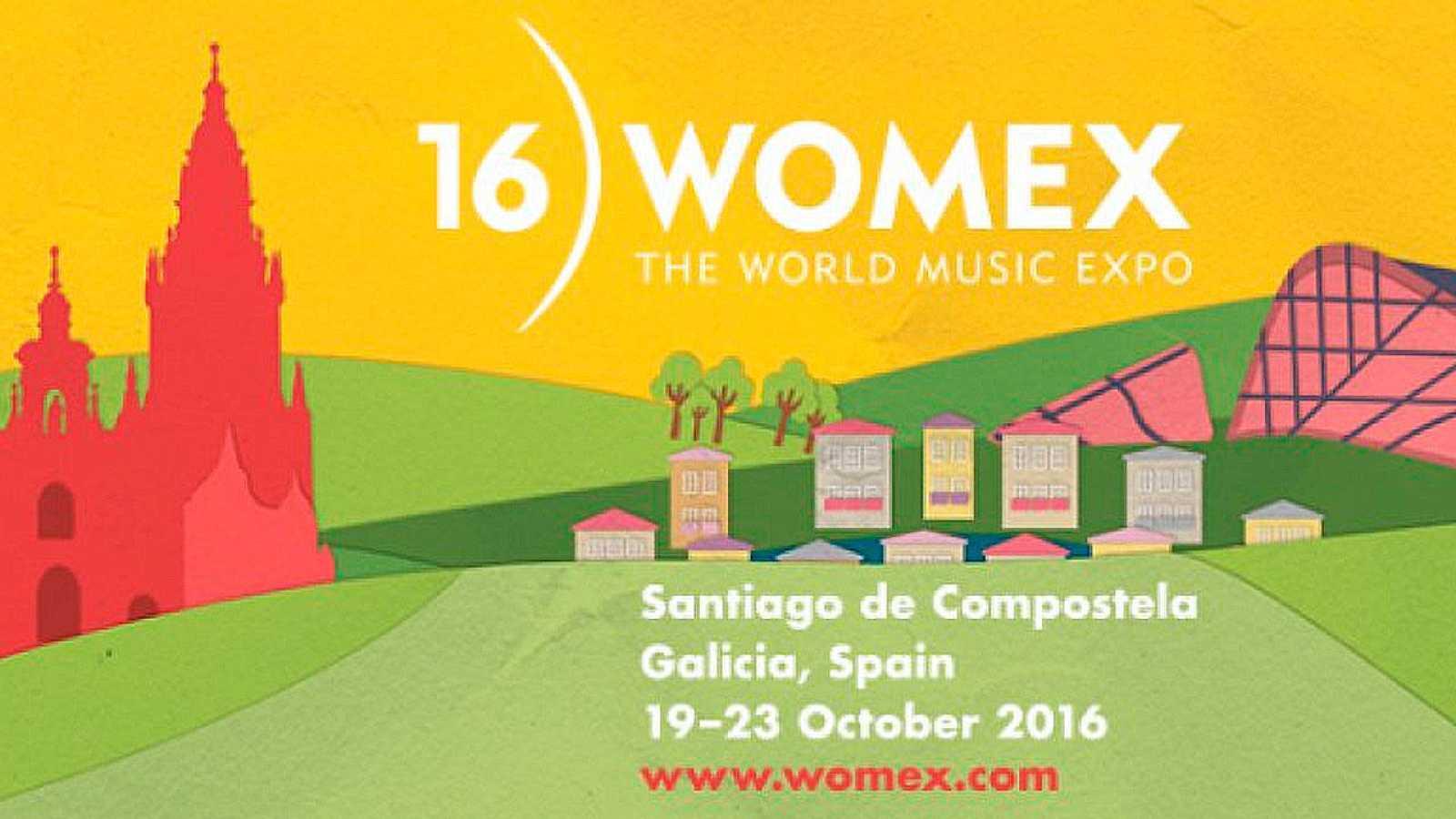Womex de Santiago de Compostela 2016