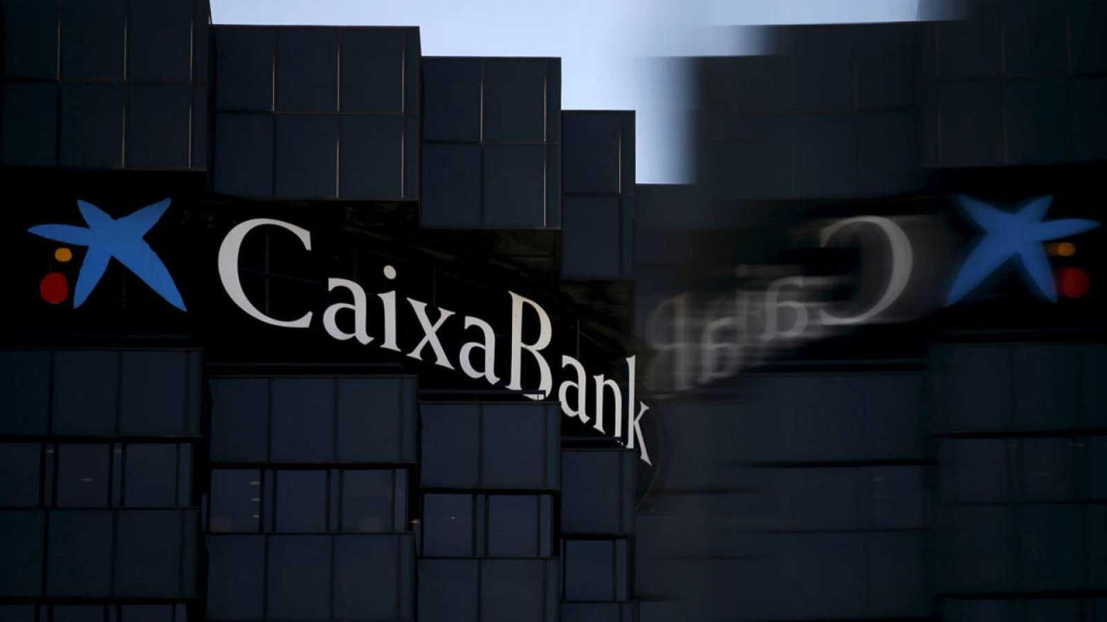 Edificio corporativo de CaixaBank