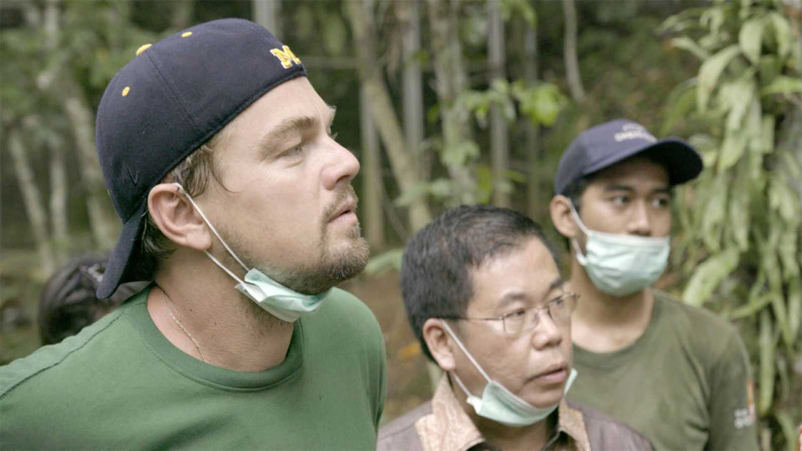 Leonardo DiCaprio es protagonista y coproductor del documental.