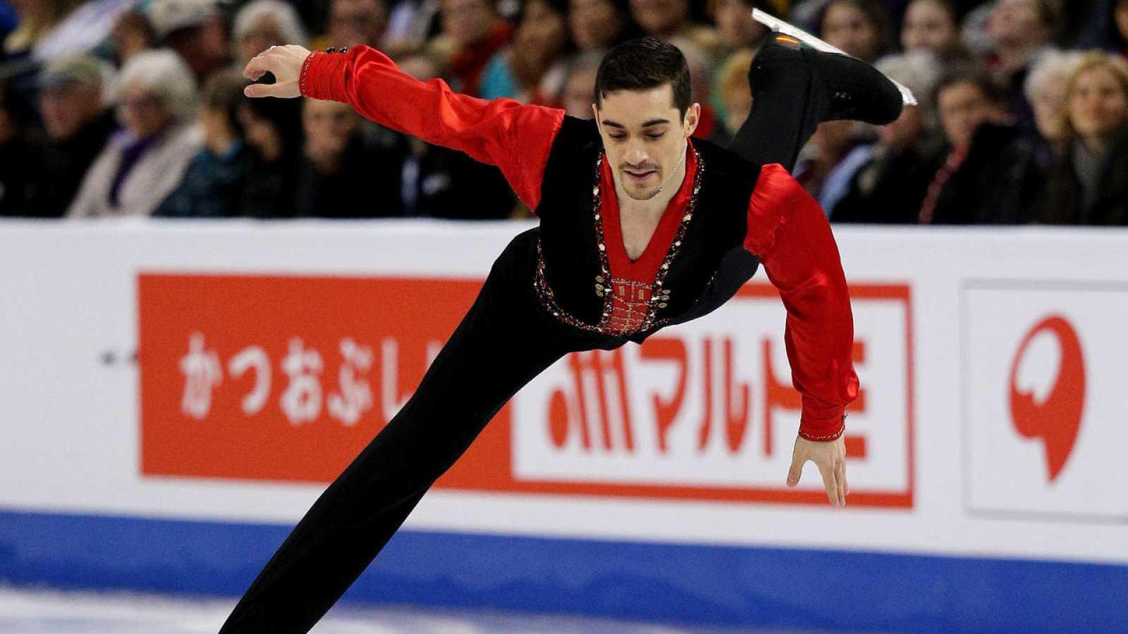 Comienza la temporada de patinaje sobre hielo para Javier Fernández