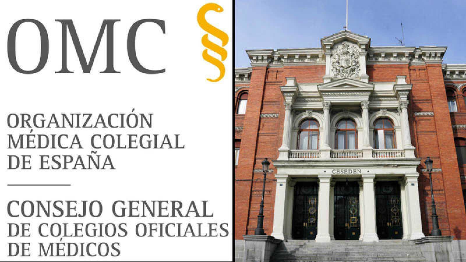 Organización Médica Colegial de España y Centro Superior de Estudios de la Defensa Nacional