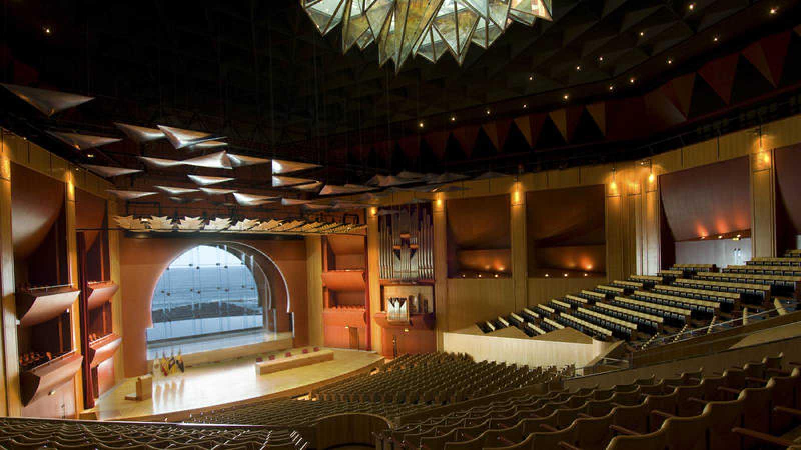 El 'Día de la Música' desde el Auditorio Alfredo Kraus de Las Palmas de Gran Canarias