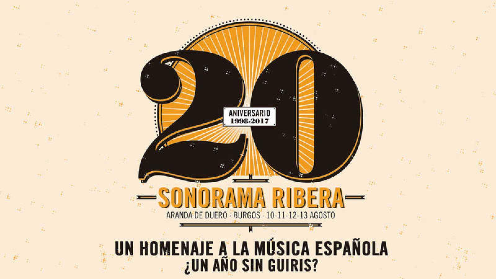 Sonorama será en su 20 aniversario un homenaje a la música española