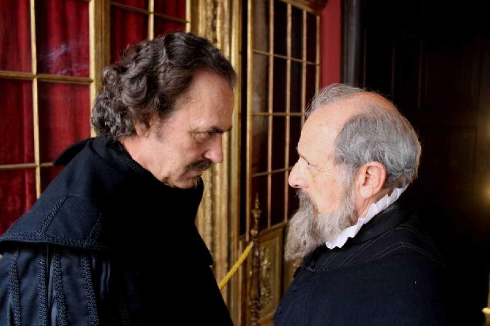 José Coronado es Lope de Vega y Emilio Gutiérrez Caba encarna a Cervantes