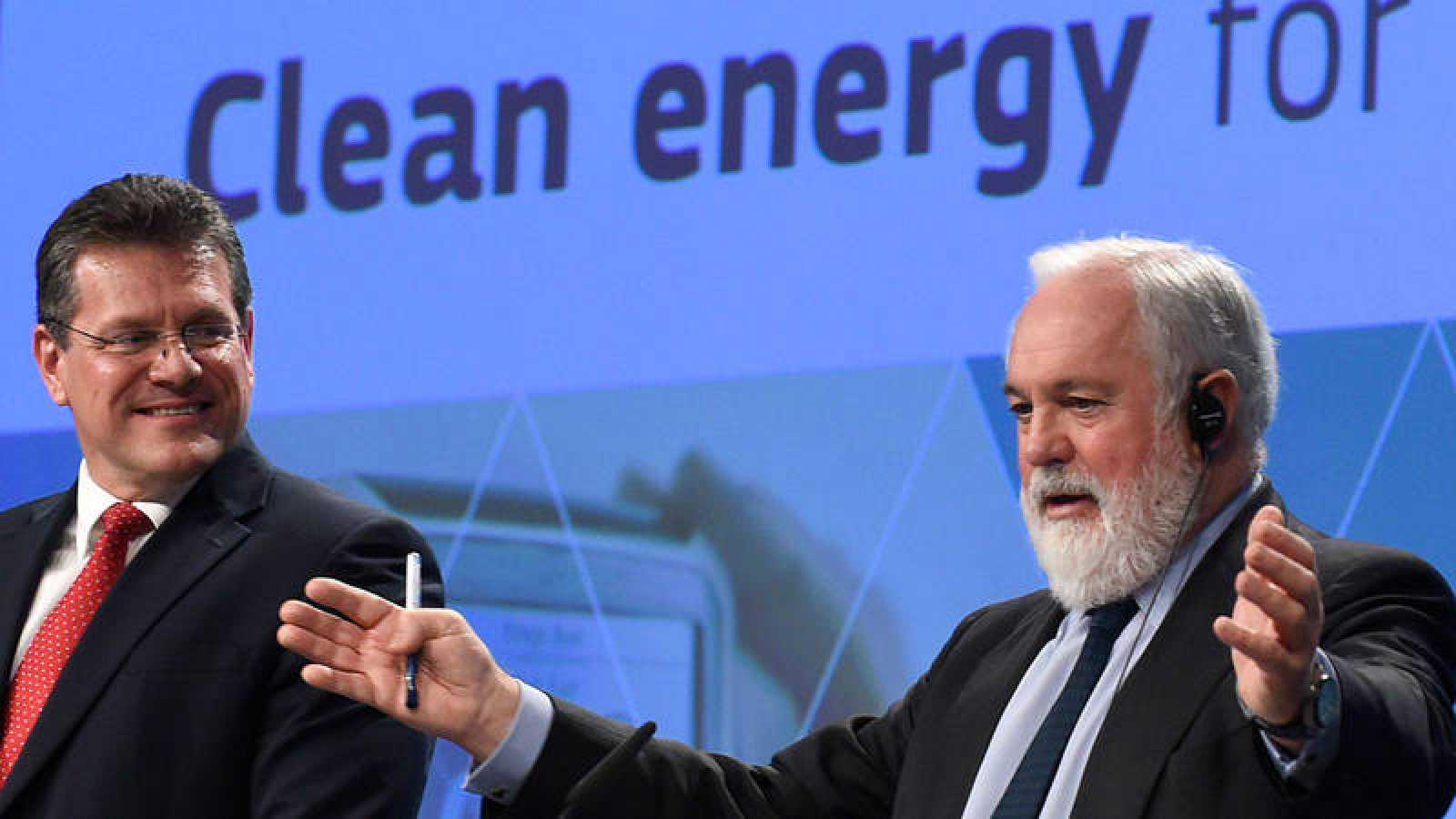 El comisario de Energía y Acción por el Clima, Miguel Arias Cañete